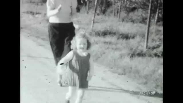Printemps - film Roseville - Au chabor et à Heilly - beau