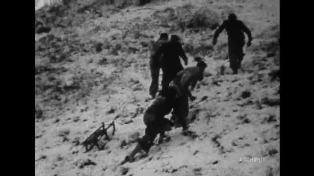 Sport d'Hiver à Corbie 1938