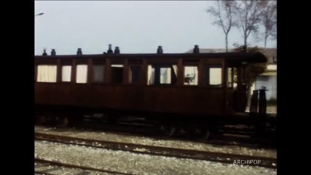 Train Saint Valery