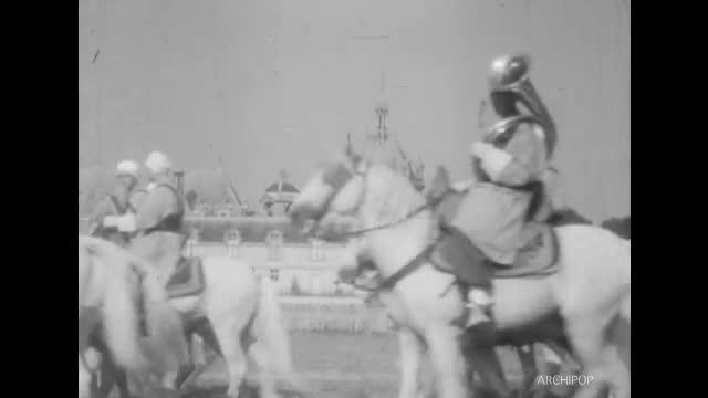 Cavalcades à Chantilly offert par Guilleminot