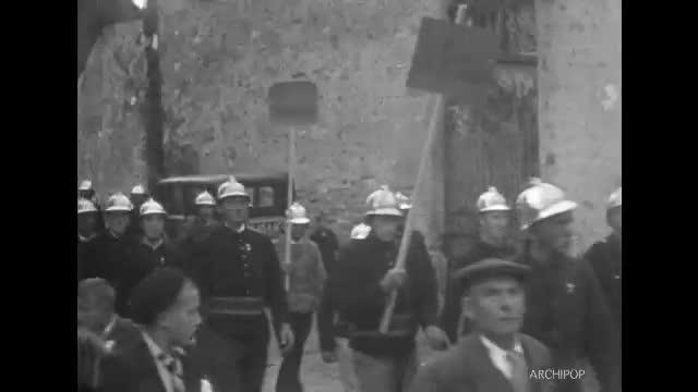 Villers-sur-Fère, festival des pompiers