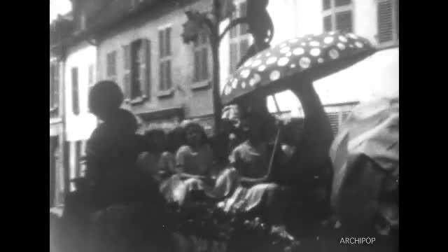Mariage Annick fin - fête des fleurs à Beauvais