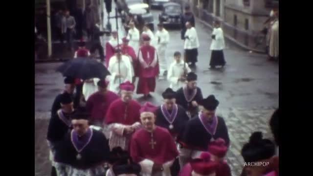 Sacre de Monseigneur Patria à Beauvais