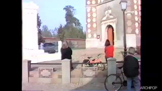 PATRIMOINE : La tour de guet. 1er stage d'escalade.