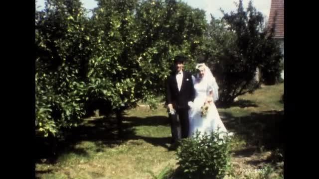 Août 1989 - Mariage
