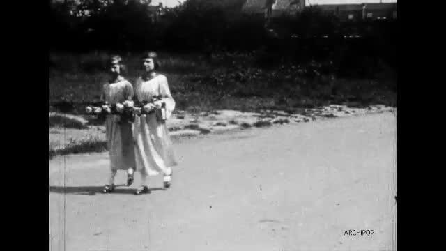 Procession (Roubaix ou Croix) 1935