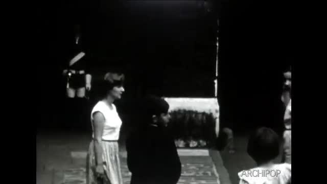 Mariage 50 - Premiers pas de Gérard 55 - Grande Bretagne 56