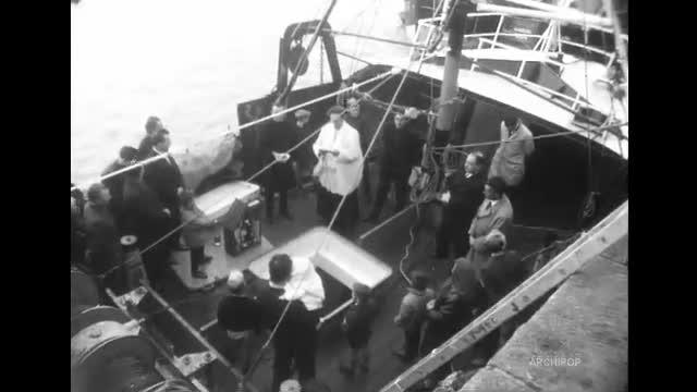 Baptême du bateau Glorieuse Sainte Rita II