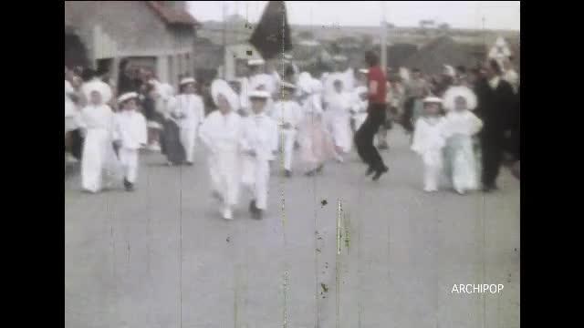 20 juillet 1969 Cavalcade - Nempont-Saint-Firmin