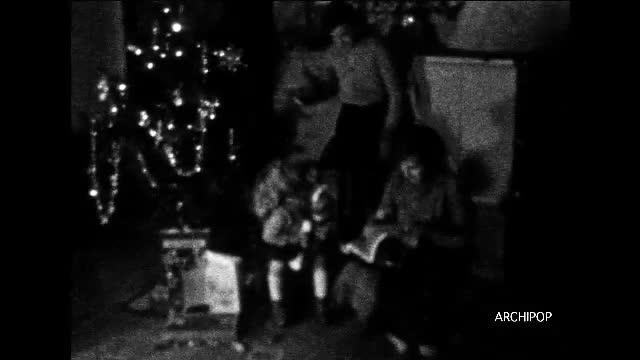 Calais Noël 1953