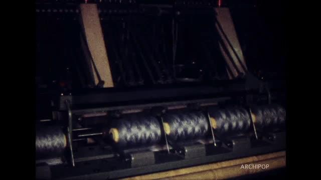 Usine de filage HUBINET à Glageon