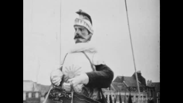 Cortège folklorique et Carnaval de Dunkerque
