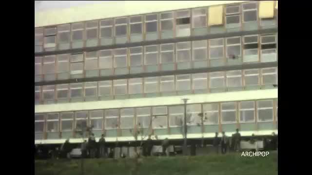 Lycée de Maubeuge - Fonderie