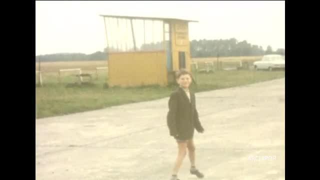 Mariage Fourmies - Aérodrome de Maubeuge - Gymkhana de tracteurs Clairfayts