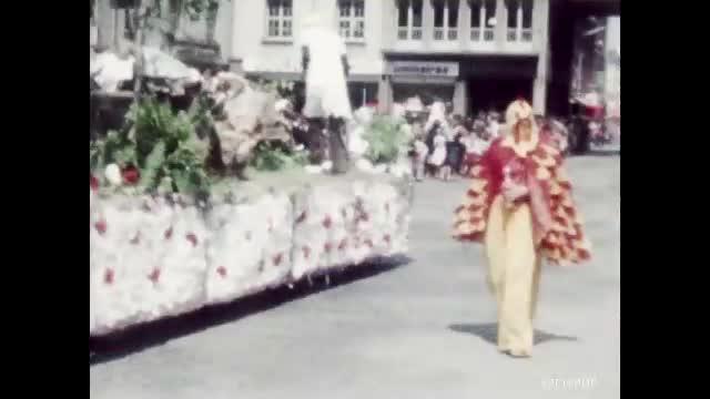 Char 1974, Char 1976 : la Fête d'Abbeville