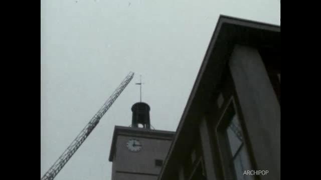 Pompiers à Abbeville
