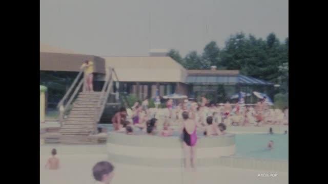 Drancourt vacances 1988