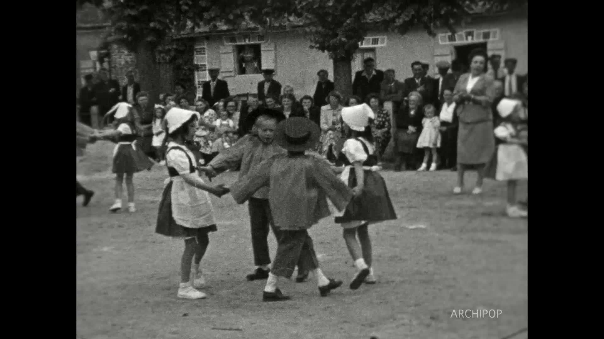 Fête de l'école à Montcavrel