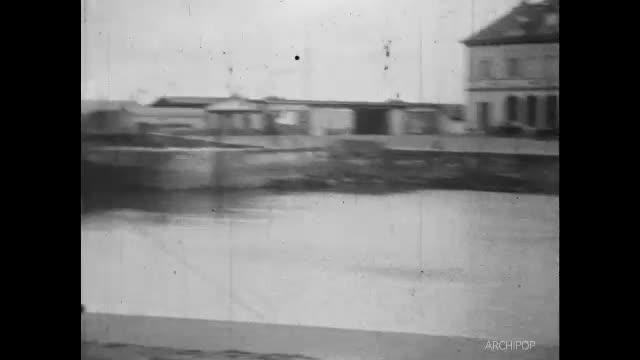 Voyage en Normandie, départ et retour Abbeville, exercices militaires