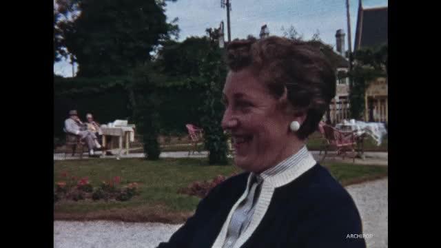 Reine Elisabeth à Lille (La)