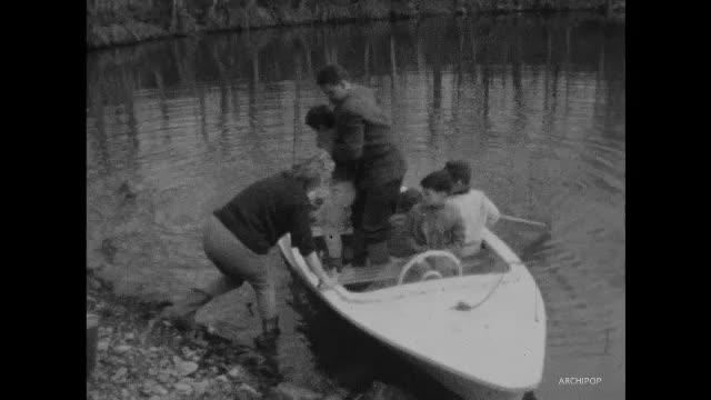 Etang Marbaix 1962