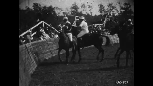 Polo - Paris-Plage - Août 1929