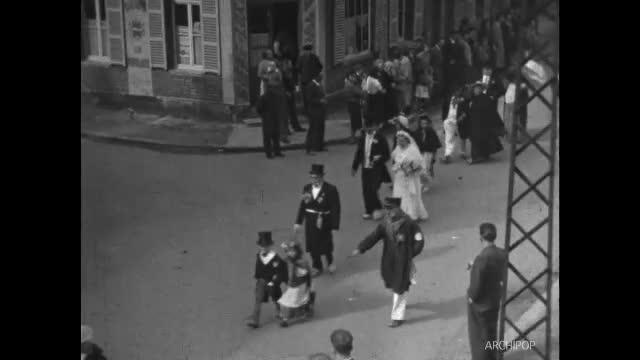 Carnaval - Escapade - Communion - Mardi Gras